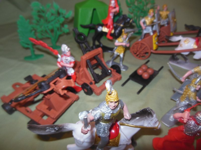 Image 5 of TSD Ancients Battle Of Corinth 146 BC Limited Edition Playset