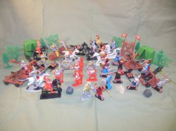 TSD Ancients Battle Of Corinth 146 BC Limited Edition Playset