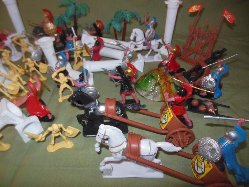 Image 2 of TSD Mythical Jason And The Argonauts Skeleton Battle Limited Edition Playset
