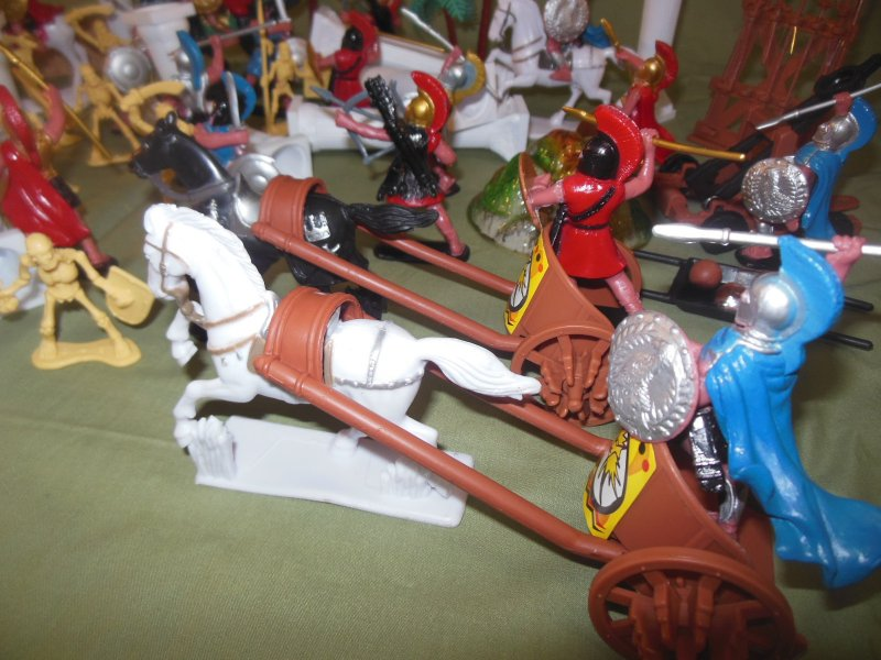 Image 3 of TSD Mythical Jason And The Argonauts Skeleton Battle Limited Edition Playset