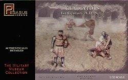 Pegasus 1/32nd Scale Roman Gladiators 1st Century AD Set 3202