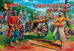 Mars 1/72 Scale XVI-XVII Century Turkish Field Artillery Set 72103