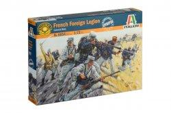 Italeri 1/72 French Foreign Legion Figures Set 6054