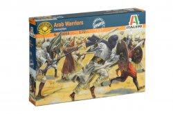Italeri 1/72 Sahara 19th Cent Muslim Arab Warriors Figures Set 6055