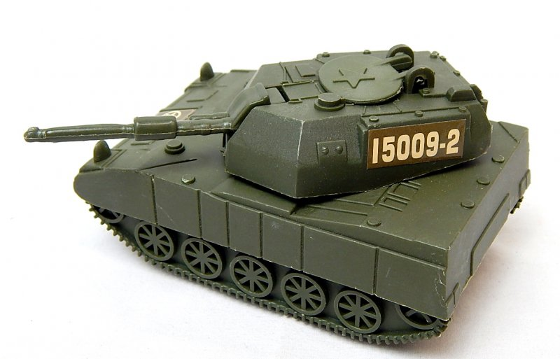 Image 1 of Modern U.S. Army M109 Howitzer Style Plastic Artillery Tank