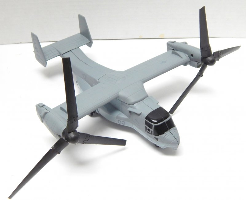 Image 0 of New Ray 1/72nd Scale Osprey Transport Aircraft Diecast Metal