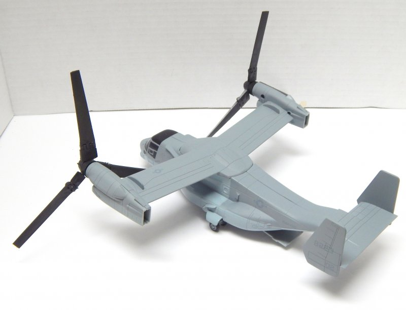 Image 1 of New Ray 1/72nd Scale Osprey Transport Aircraft Diecast Metal