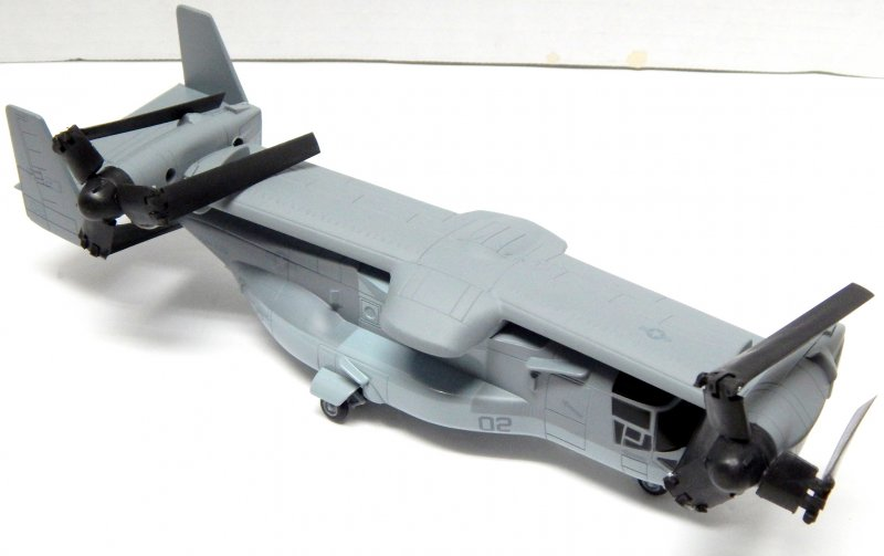 Image 2 of New Ray 1/72nd Scale Osprey Transport Aircraft Diecast Metal