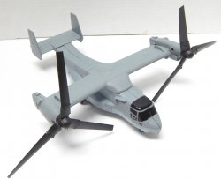 New Ray 1/72nd Scale Osprey Transport Aircraft Diecast Metal