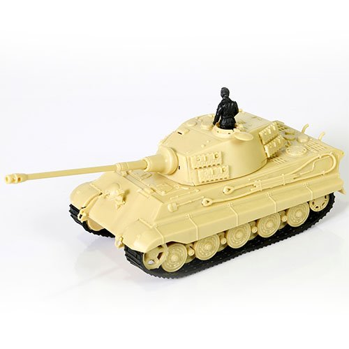 Image 0 of Forces Of Valor 1/72nd Scale WWII German King Tiger Model Kit