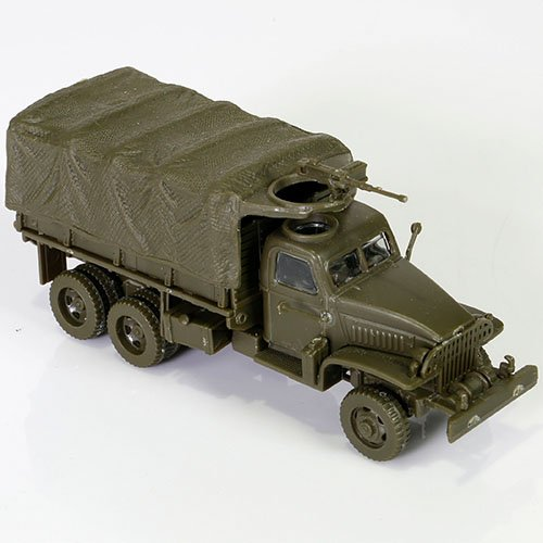 Image 0 of Forces Of Valor 1/72nd Scale U.S. WWII GMC 2.5 Ton Cargo Truck Model Kit