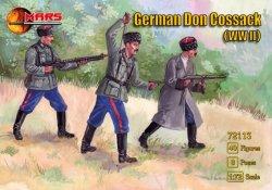 Mars 1/72 WWII German Don Cossack Figures Set 72113
