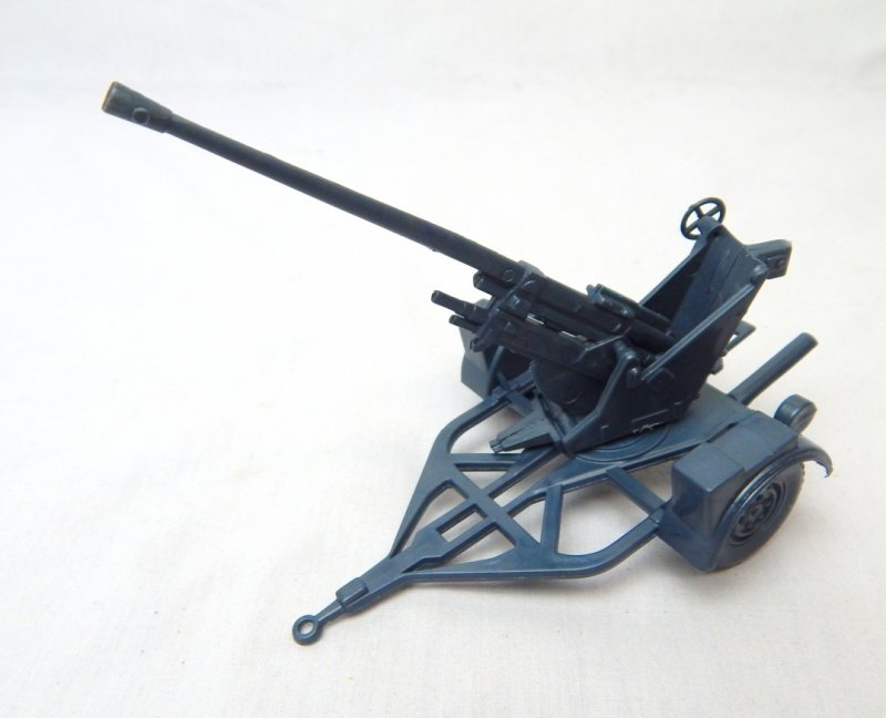 Image 1 of WWII German Style Grey 20mm Anti Tank Cannon