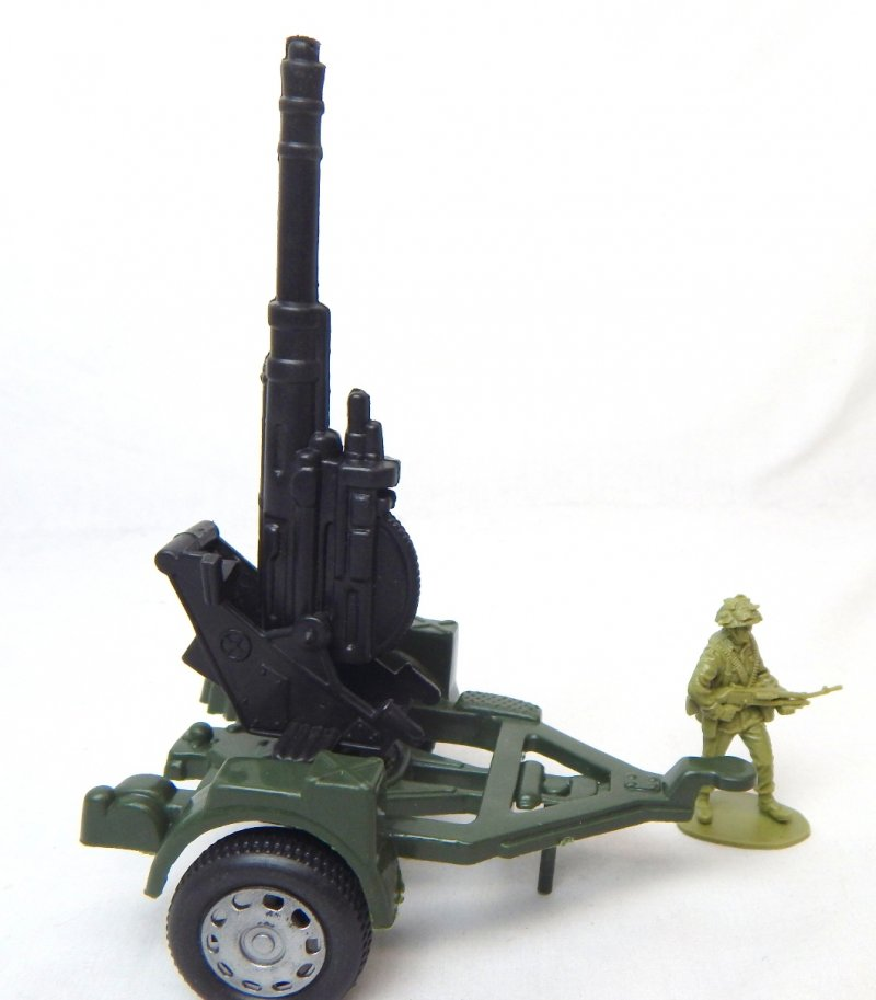 Image 0 of Heavy Duty Anti Aircraft Black Barrel Artillery Gun