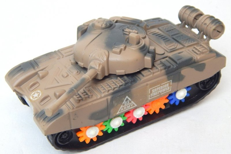 Image 0 of Russian T-56 Style No 628 hard Plastic Tank