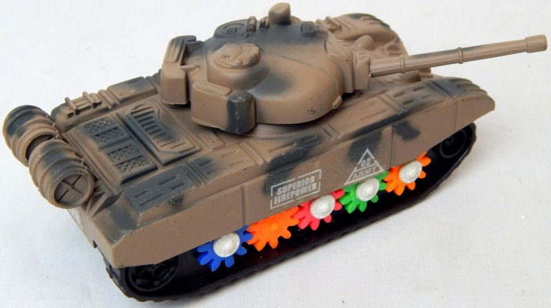 Image 1 of Russian T-56 Style No 628 hard Plastic Tank