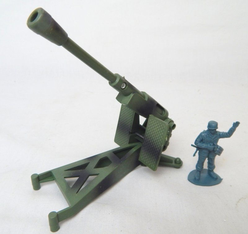 Image 0 of Anti-Tank Plastic Cannon 'Truck Mounted'