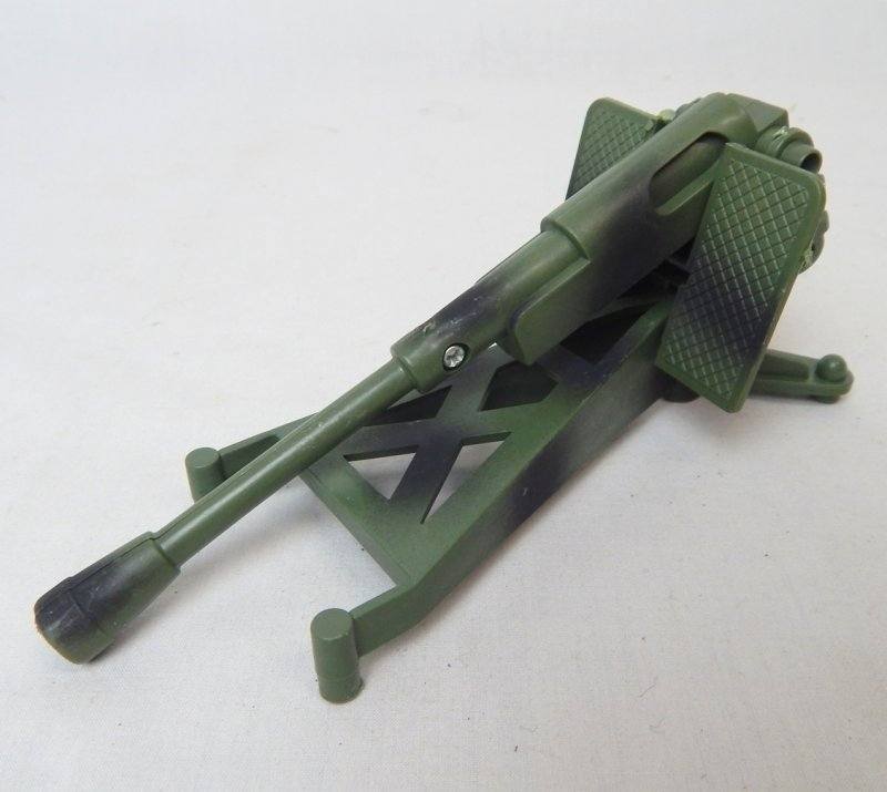 Image 1 of Anti-Tank Plastic Cannon 'Truck Mounted'