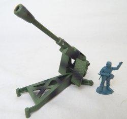 Anti-Tank Plastic Cannon 'Truck Mounted'