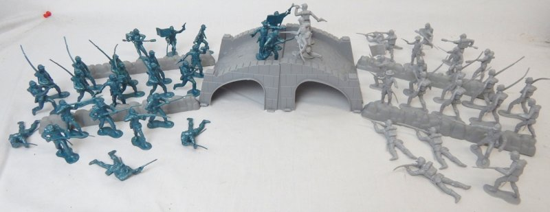 Image 0 of American Civil War Battle Of Stone Bridge Playset