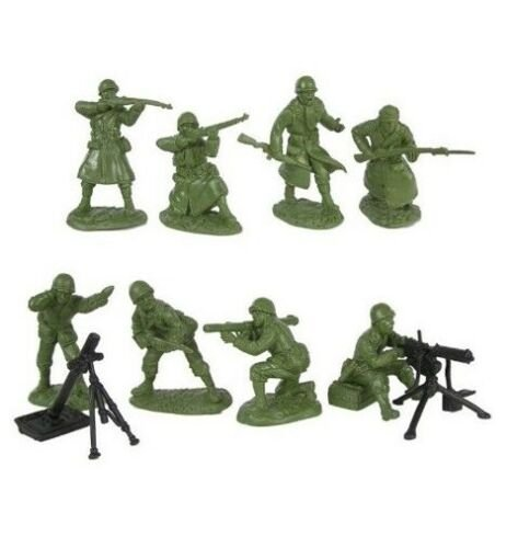 Image 0 of TSSD 1/32 WWII US Infantry Fire Support Figure Set 9