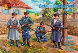 Mars 1/32 WWII German Don Cossack Soldiers Set 32023