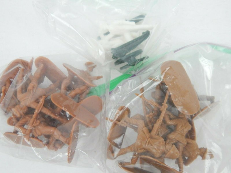 Image 1 of Armies In Plastic 1/32 Boer War Mountain Artillery 1898 To 1900 Combo Set 5732