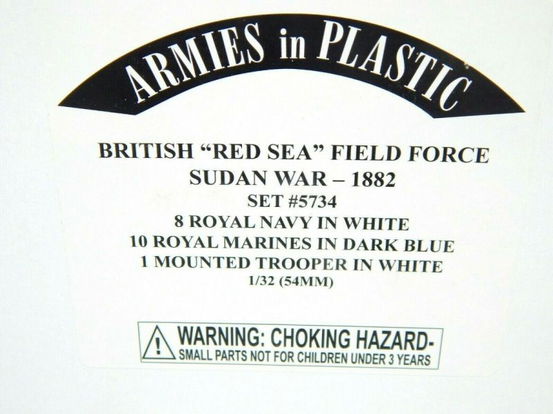 Image 0 of Armies In Plastic 1/32 British