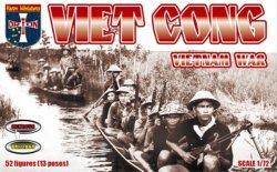 Orion 1/72 Vietnam War Viet Cong Figures Set 72059
