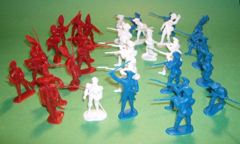 34 Figure Set