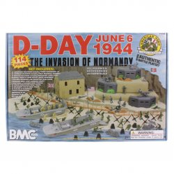 Thumbnail of BMC Toys WWII D-DAY Invasion Of Normandy Playset
