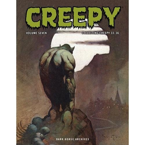 CREEPY Archives Volume 7