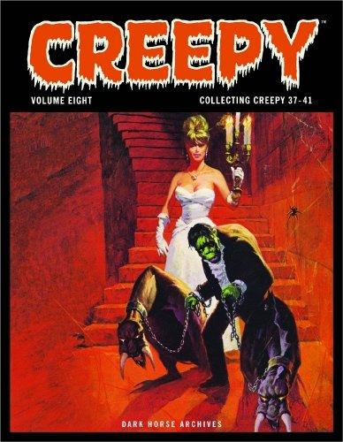 CREEPY Archives Volume 8