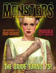 Thumbnail of Monsters From the Vault magazine #28