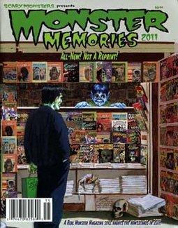 Monster Memories 201 Yearbook