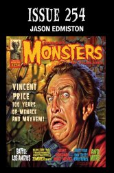 Thumbnail of Famous Monsters of Filmland magazine FM #254 A - Vincent Price Tribute!