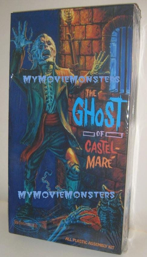 Ghost sample buildup unpainted