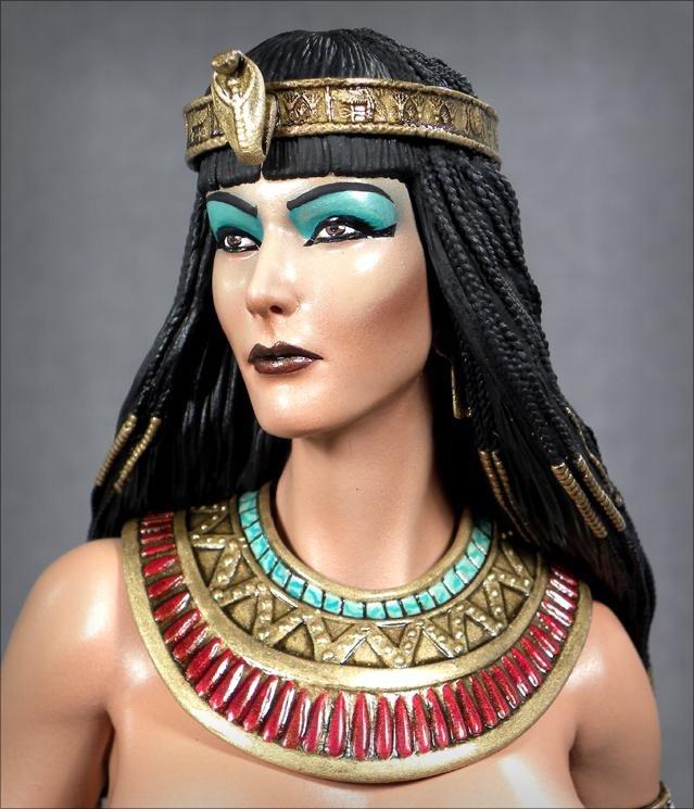 Клеопатра фото царицы истинное лицо