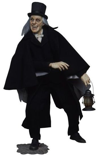 """Box SEALED VINTAGE SIDESHOW London After Midnight 12/"""" Figure Lon Chaney Mint"""