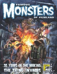 Thumbnail of Famous Monsters of Filmland magazine FM #263 2012 Comic Con Exclusive