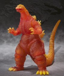 Thumbnail of Bandai S.H. MonsterArts Godzilla Comic-Con Explosion SDCC 2012 Figure