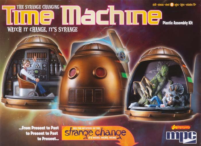Time Machine sample buildup