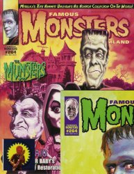 Thumbnail of Famous Monsters of Filmland magazine FM #264 - The Munsters