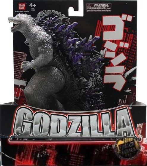 Millennium Godzilla 6 inch Std