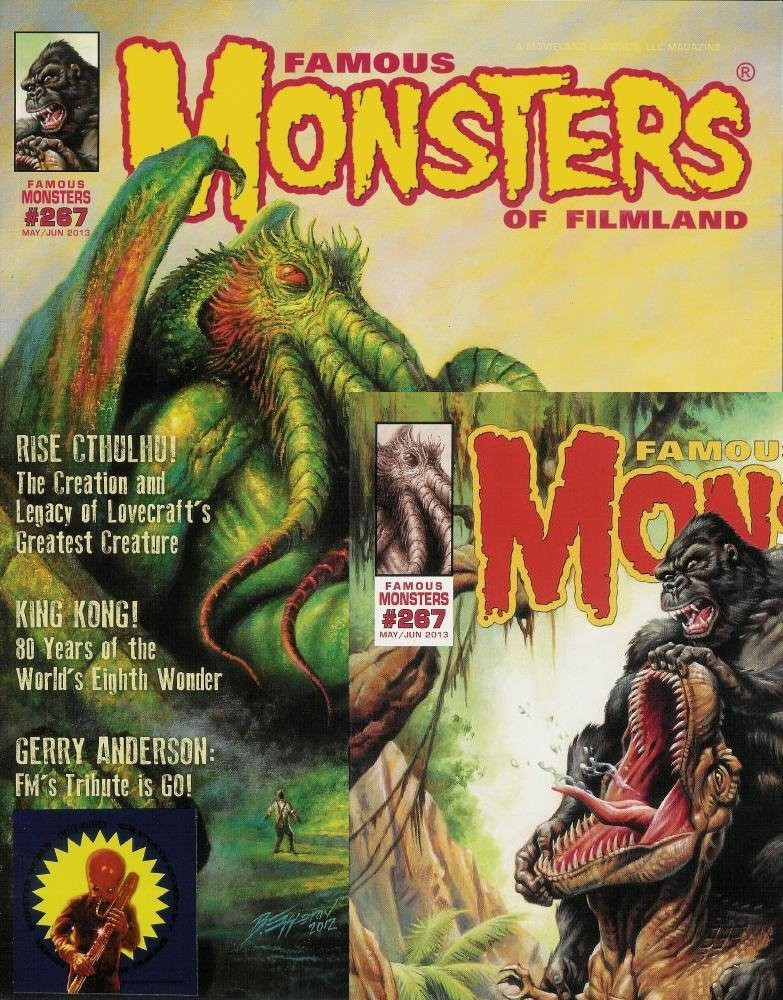 Famous Monsters 267 King Kong