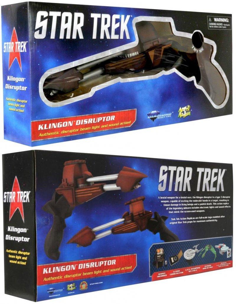 Klingon Disruptor Replica