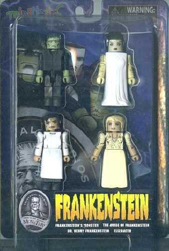 Stock photo Frankenstein set
