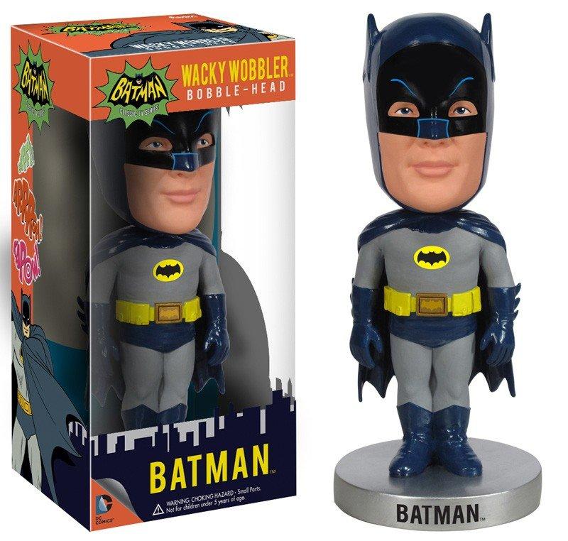 FUNKO WOBBLERS DC Batman La Batgirl di Rinascita esclusivo wobbler Bobble Head Figure