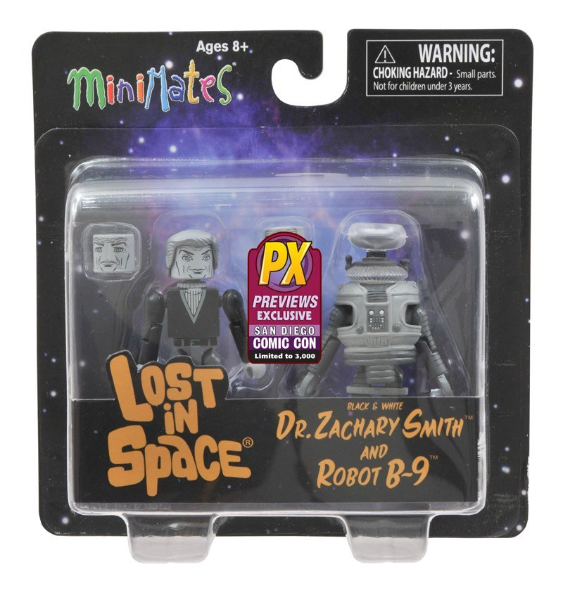 Lost in Space Minimates set