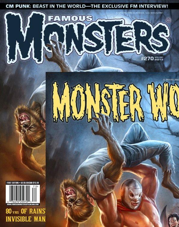 FM #270 Monster World Banner